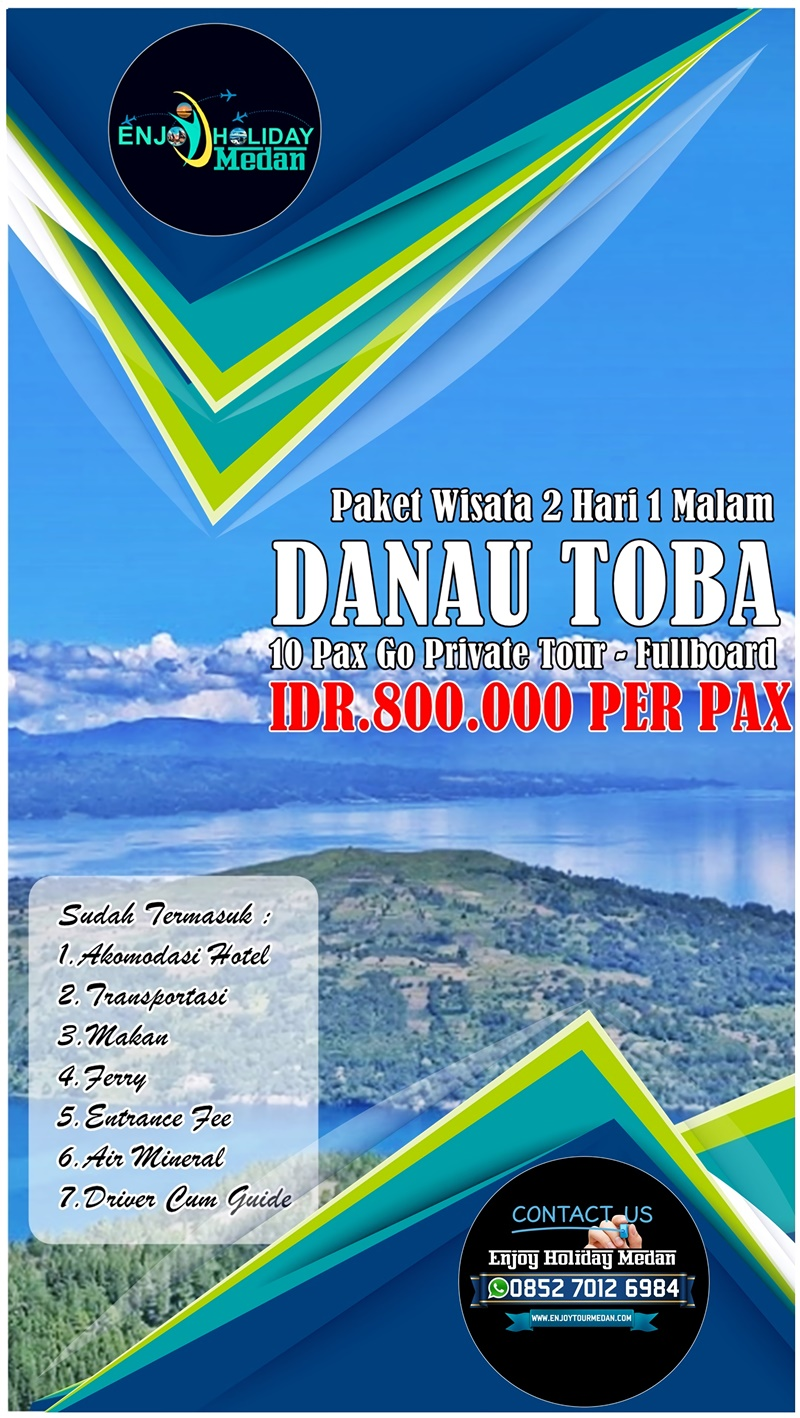 Medan Tour and Lake Toba